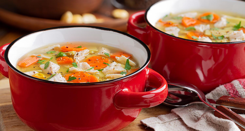 De ce este atât de sănătoasă supa de piept de pui cu piele și os? Iată 6 beneficii uimitoare!
